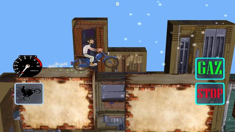 Wheelie Motorcycle screenshot-3