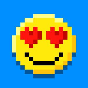 Pixelmania - Number Coloring Entertainment app