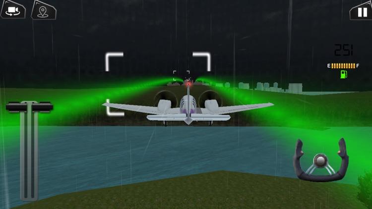 Island Plane Flight Simulator screenshot-3
