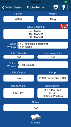 Lighting Handbook on the App Store