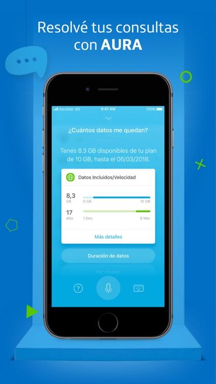 Mi Movistar Argentina screenshot-3