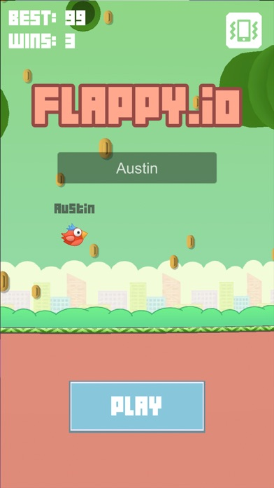 Flappy.io - Tap To Flap screenshot 3