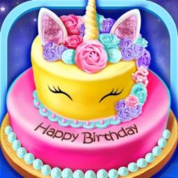 Birthday Cake Design Party