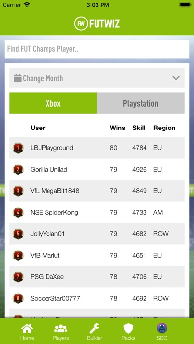 Screenshot for FUTWIZ Ultimate Team (Ad Free) in Germany App Store
