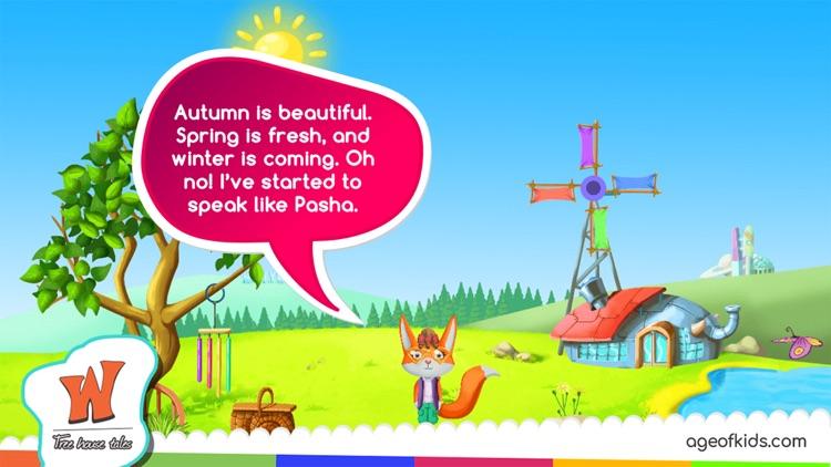 Seasons & Weather Wonderwood screenshot-5