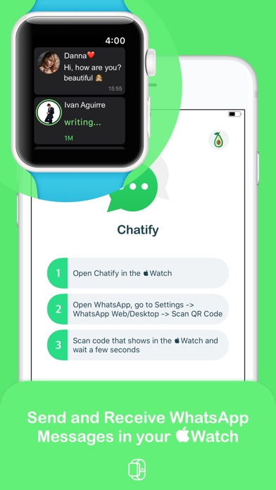 Screenshot for Chatify for WhatsApp in United States App Store