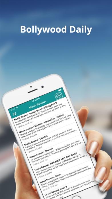 Bollywood Daily Hungama - App - iOS me