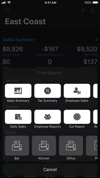 Sales Pro - Square POS Reports screenshot-7
