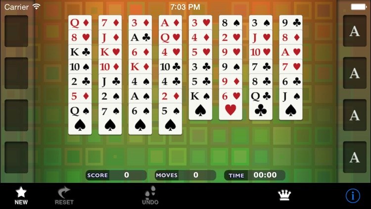 NBTD FreeCell screenshot-2