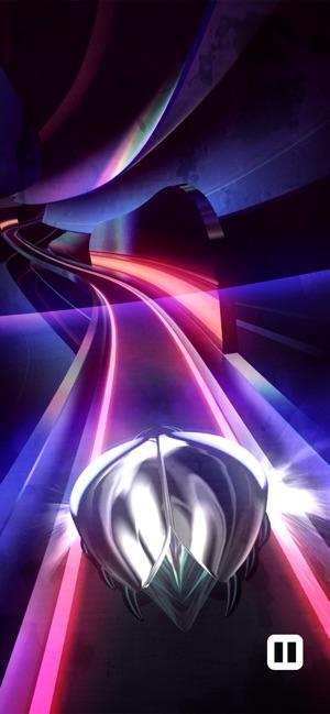 Thumper: Мобильная версия Screenshot