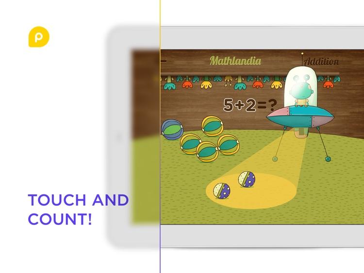 Mini-U: Mathlandia screenshot-3