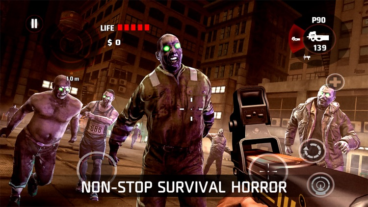 DEAD TRIGGER: Survival Shooter screenshot-3
