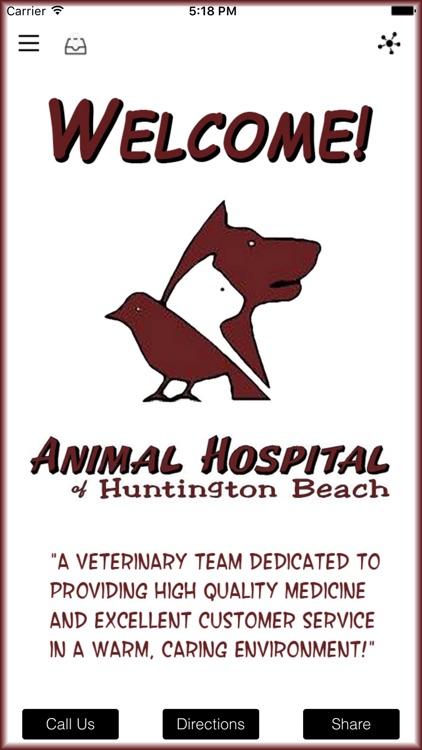 Animal Hosp Huntington Beach