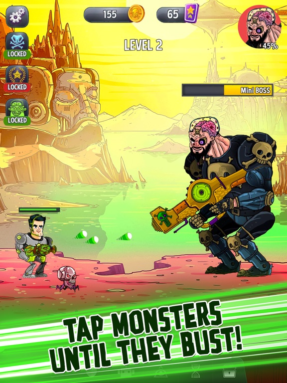 Tap Busters: Bounty Hunters screenshot 6