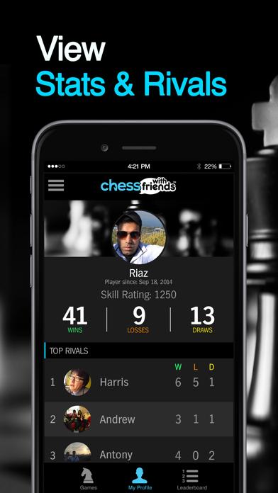 Chess With Friends Screenshot