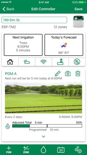 Rain Bird on the App Store
