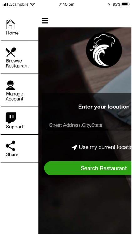 CityFood screenshot-3
