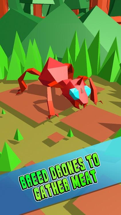 Swarm Simulator: Evolution