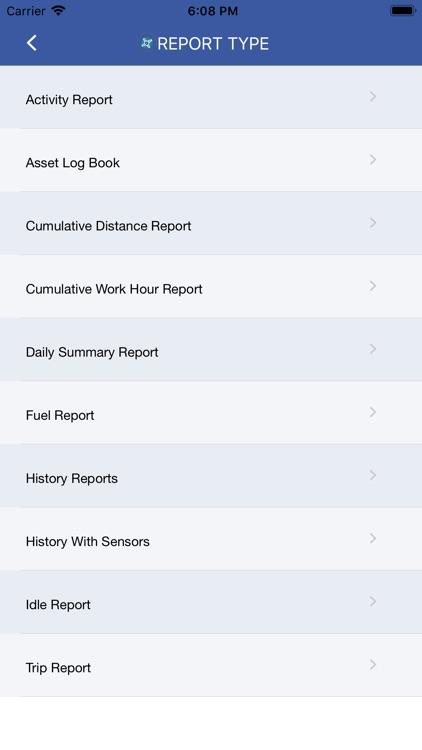 Infofleet Mobile screenshot-4