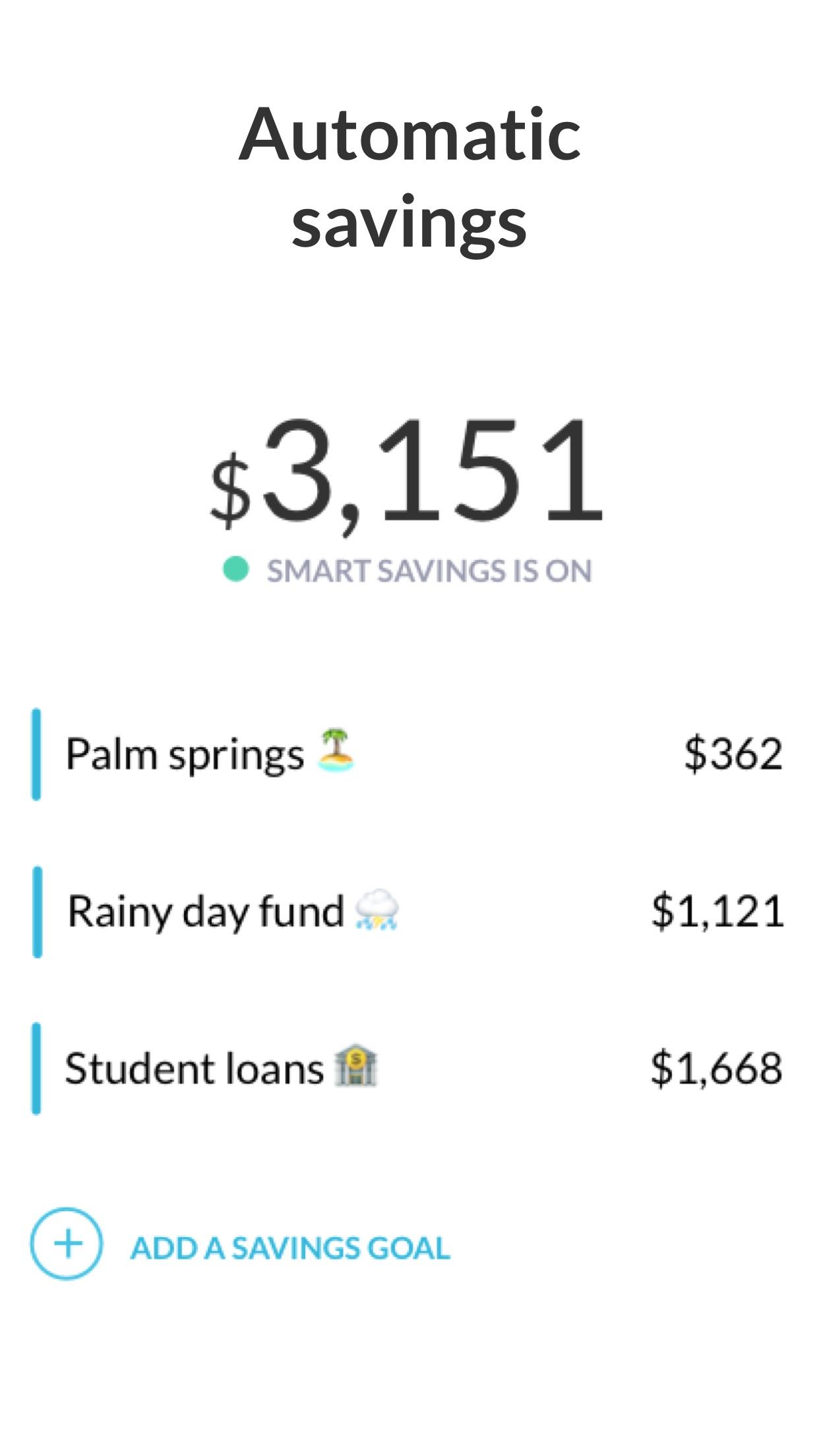 Albert - Money Management Screenshot
