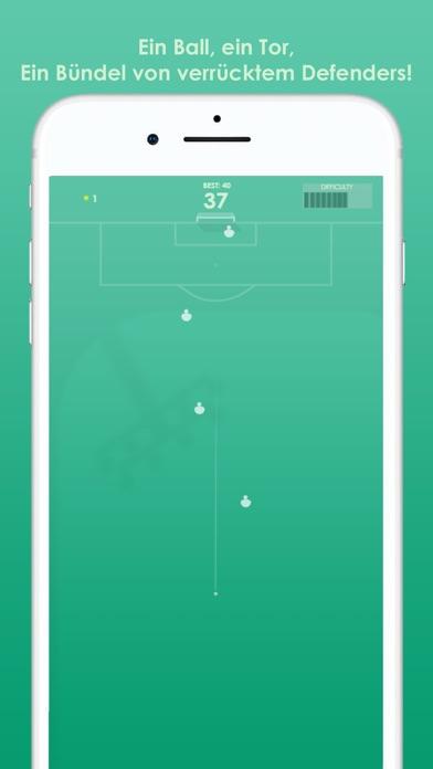Screenshot 1 Strike: Freistoß Fußball