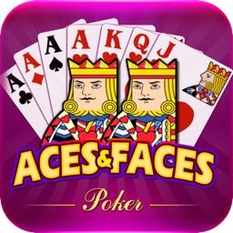 Aces & Faces Video Poker