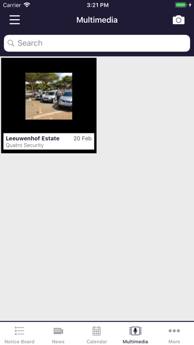 Leeuwenhof Communication screenshot four