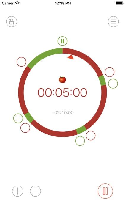 Ring Timer — custom intervals