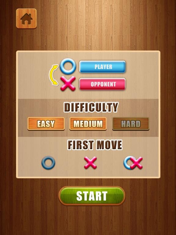 Tic Tac Toe - 2 Player Tactics-ipad-1