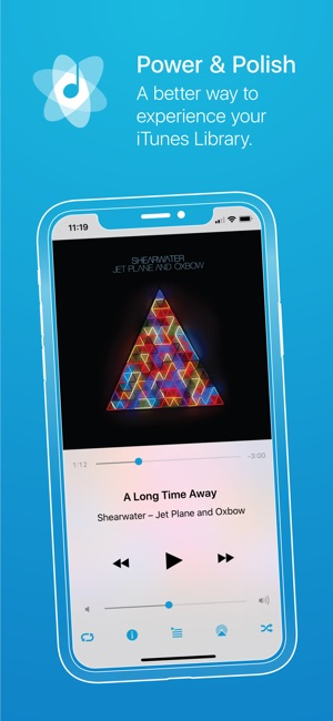 Cesium Music Player On The App Store