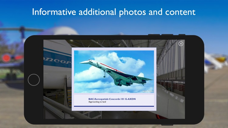 Concorde 101 360° Virtual Tour screenshot-4