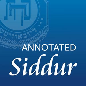 Annotated He/En Siddur app