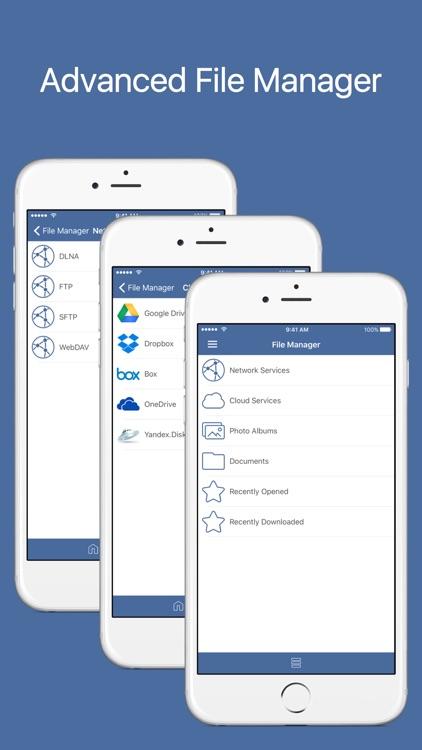 DjVu Reader Pro - Viewer for djvu and pdf formats screenshot-3