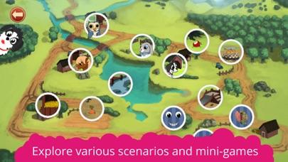 Peppy Pals Farm: Emotions Screenshots
