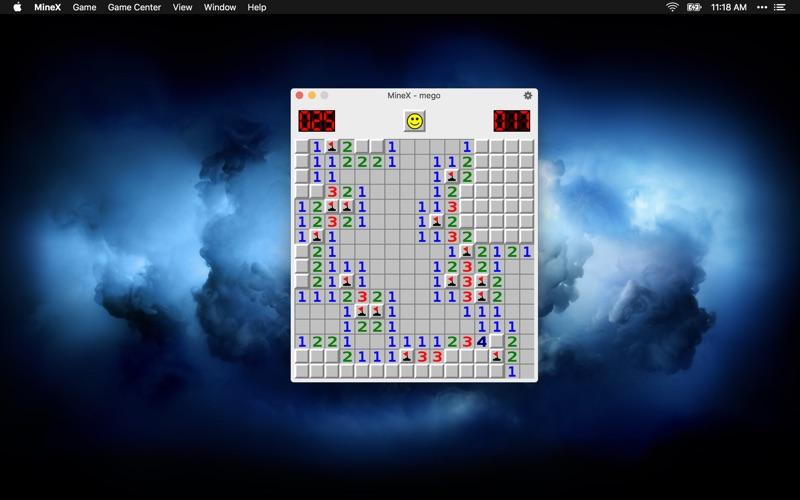 MineX (Minesweeper)