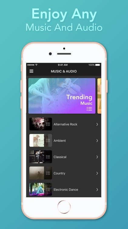 Video Player - Unlimited Music screenshot-7