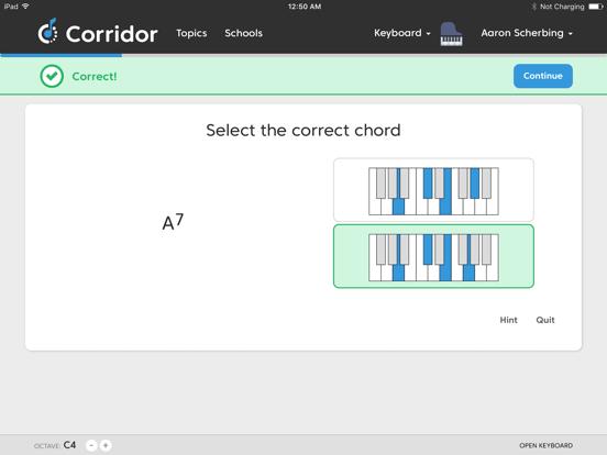 Corridor Music screenshot