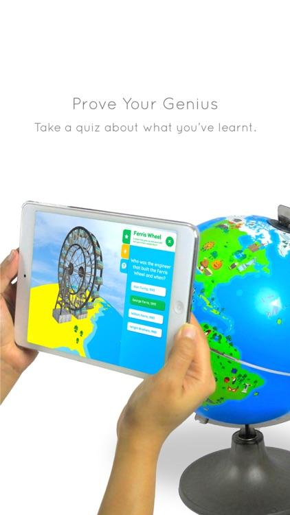 Orboot: AR Globe by PlayShifu screenshot-8
