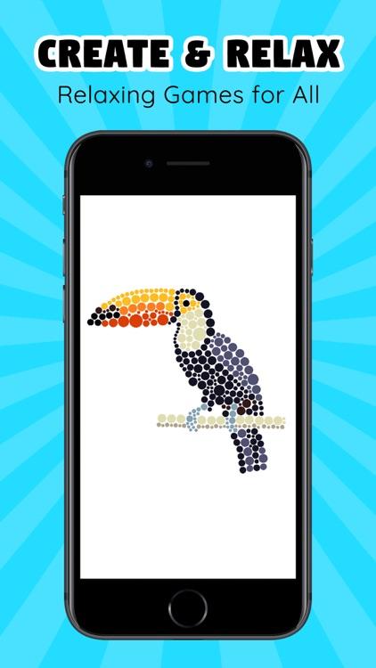 Poly & Pixel Art Games: Creato screenshot-9