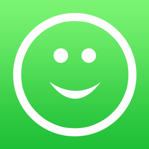 Stickers App Funny Text Moji for iMessage & WeChat
