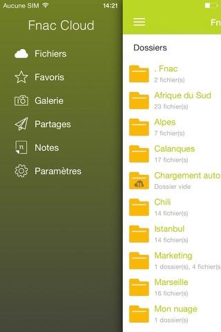 Fnac Cloud Mobile - náhled