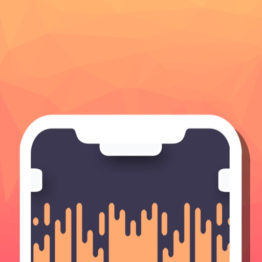 Notch Wallpapers iOS App