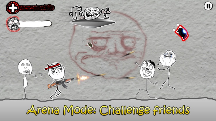 Rage Wars - Meme Shooter screenshot-4