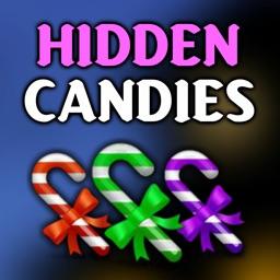 Hidden Candies Halloween Game