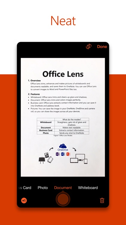 Office Lens screenshot-1