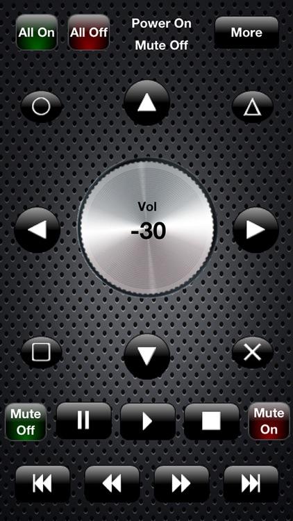 TouchControl Universal Remote screenshot-3