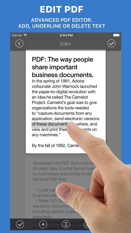 Documents Reader:files browser screenshot-3