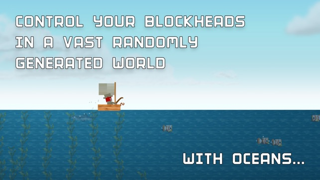 The blockheads on the app store screenshots gumiabroncs Gallery