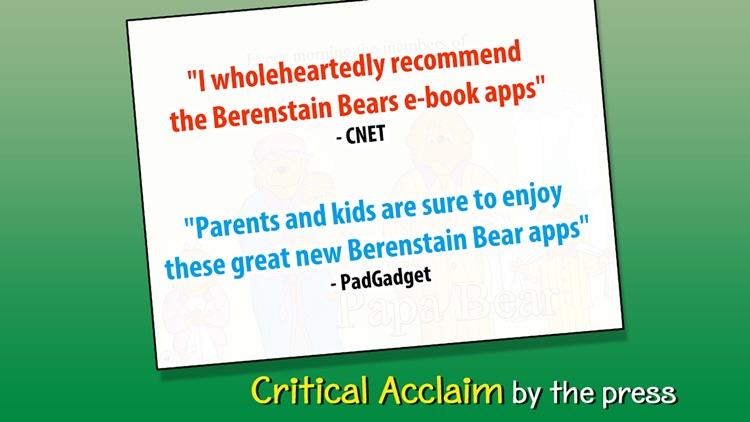 The Berenstain Bears' Christmas Tree screenshot-4