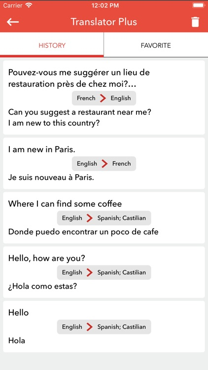 Speak & Translate Translator screenshot-4